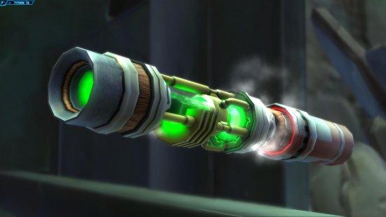 Сбор светового меча – одна из самых впечатляющих сцен в игре.