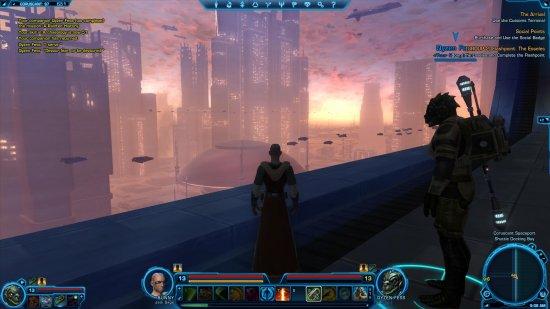 Периодически Star Wars: The Old Republic бывает весьма красивой.