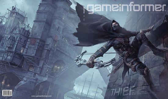 Новый Thief засветился на обложке GameInformer'а