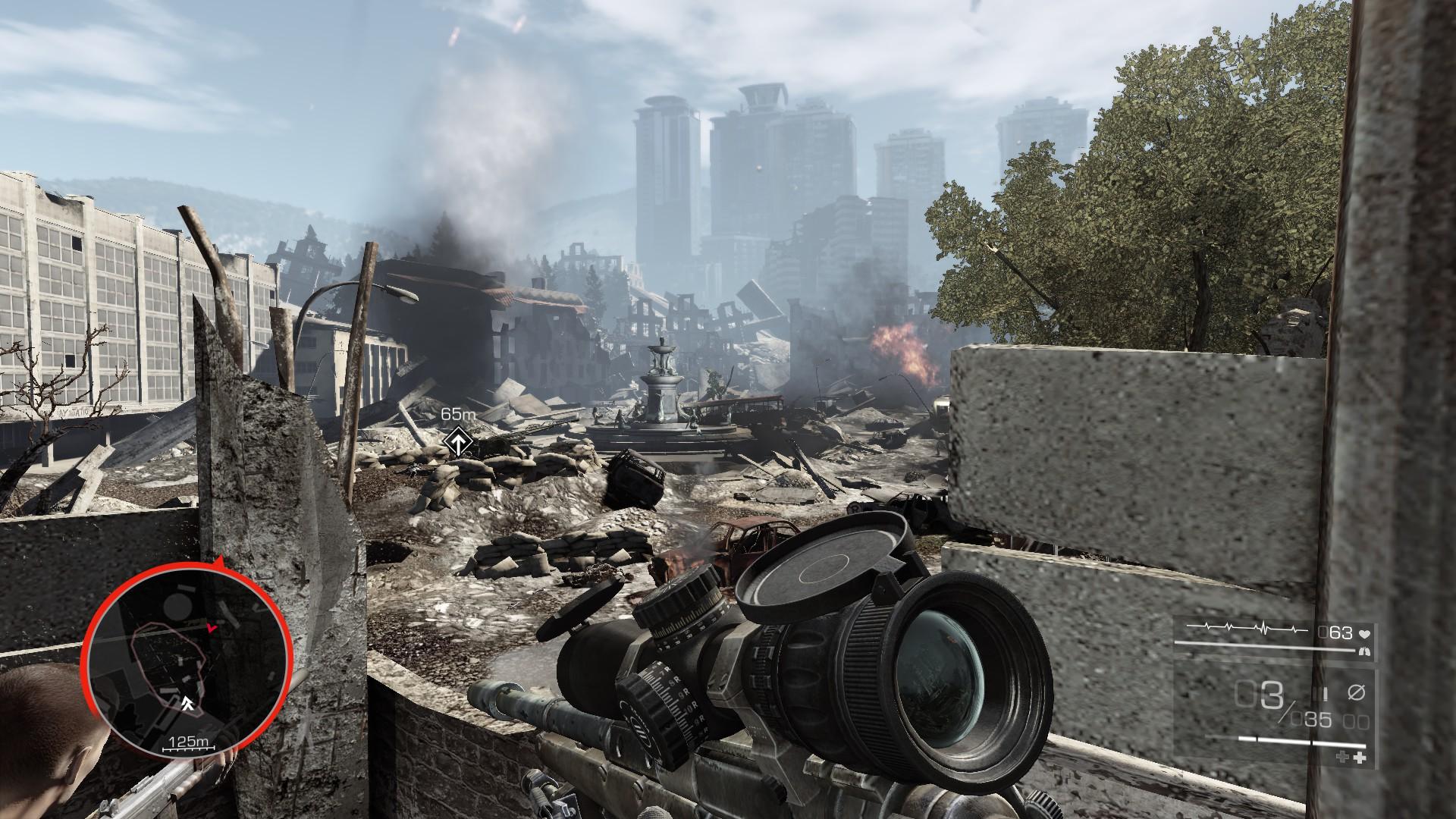 Sniper ghost warrior 2 обзор