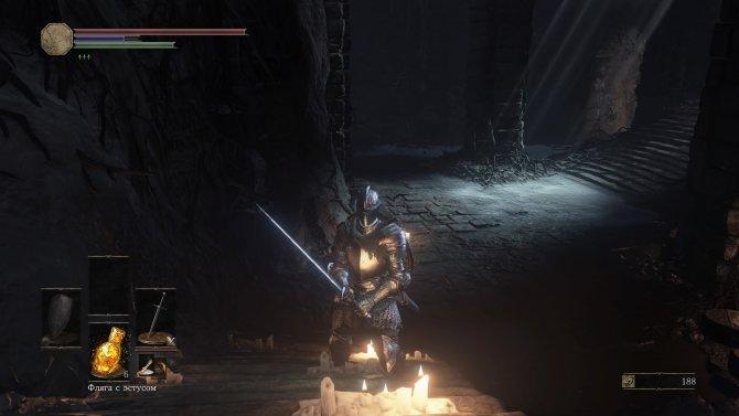 Dark Souls III. Теперь в новой, модной палитре!