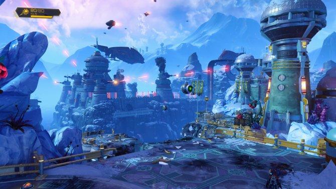 Ratchet & Clank: Battlefront.
