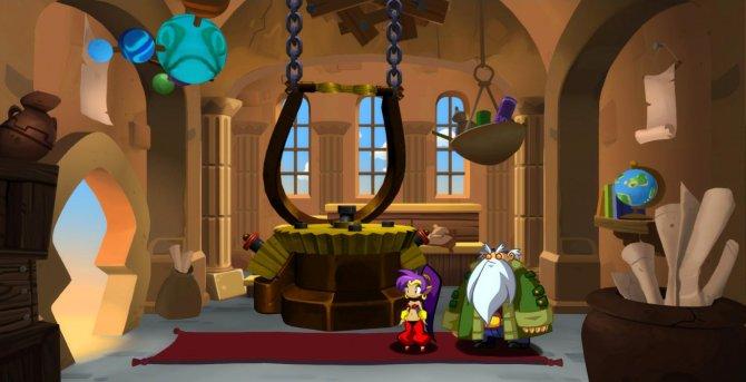 Shantae: Half-Genie Hero - обзор