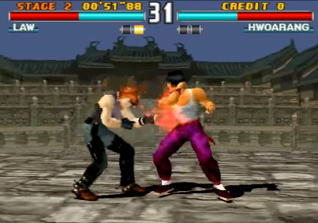 Несмотря на возраст, играть в Tekken 3 также увлекательно, как 19 лет назад.