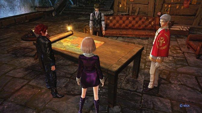 Персонажи настолько деревянные, что роль Карабаса-Барабаса закрепится за игроком до конца сюжета.