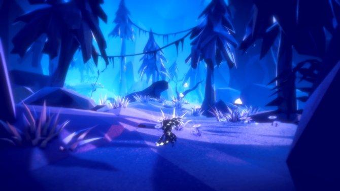 Первое время герой оглядывается вокруг в поисках чего-то знакомого, как и сам игрок.