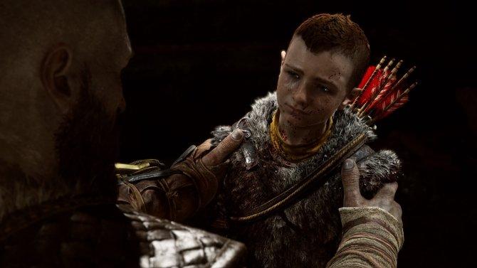 Кратос старается воспитать Атрея безжалостным воином: он не видит иного способа выжить в этом мире.