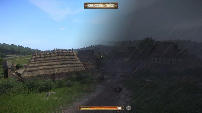Скалица – родная деревня Индро ДО и ПОСЛЕ нападения.