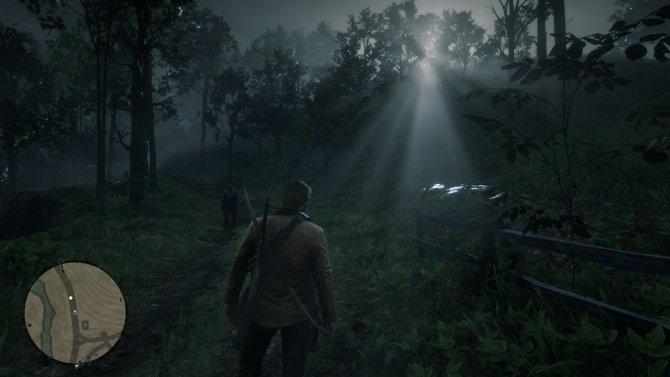 Работа со светом в игре действительно восхищает.