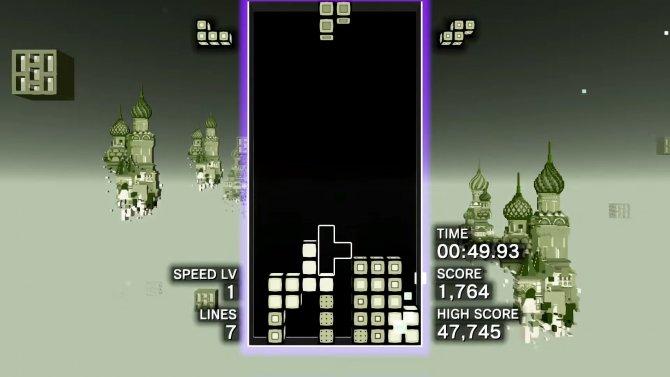 В игре есть скрытый уровень, отсылающий нас в далекое прошлое игры.