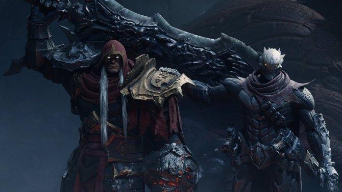Darksiders Genesis - обзор