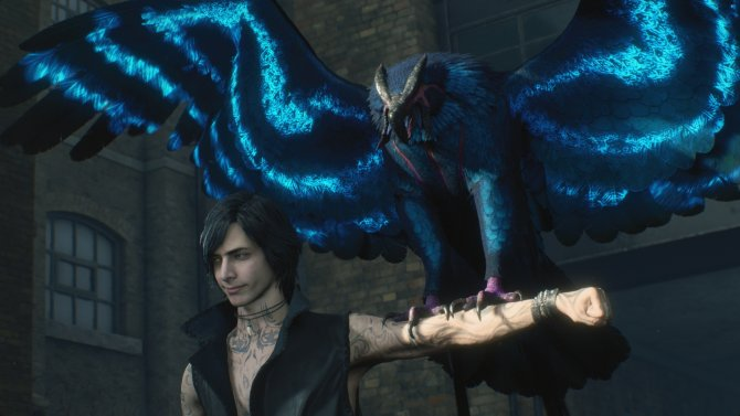 Ноги... Крылья... Главное – демонов уметь призывать.