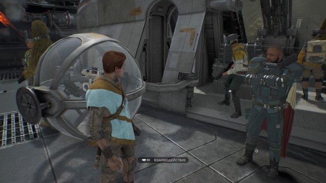 А вот и Со Геррера – один из немногих знакомых персонажей в Star Wars Jedi Fallen Order.