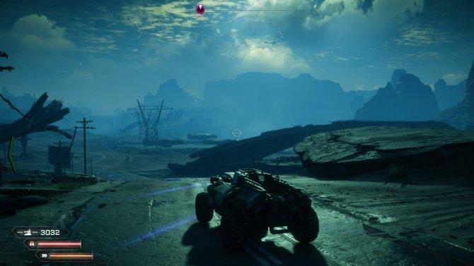 Некоторые игровые пейзажи по-настоящему красивы.