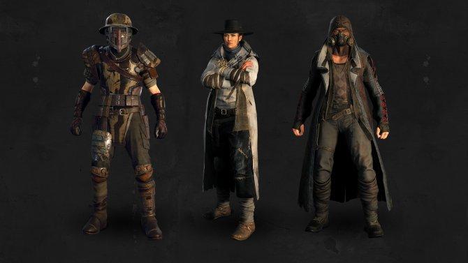 Три разных персонажа в одной команде – убойная сила.