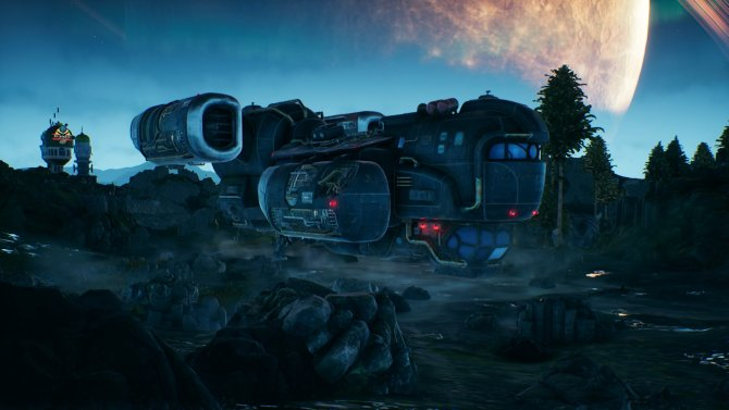 The Outer Worlds - обзор