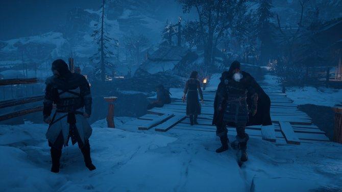 Assassin's Creed Valhalla (Assassin's Creed Вальгалла) - обзор