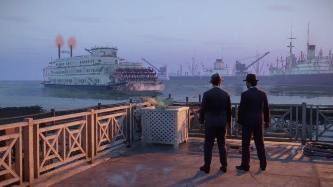 Задание на корабле тоже круто поставлено.