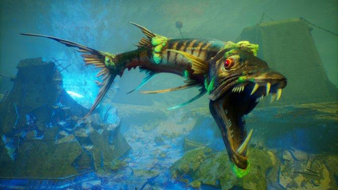 В толщах вод кроются еще более уродливые, чем наша рыбина, обитатели.