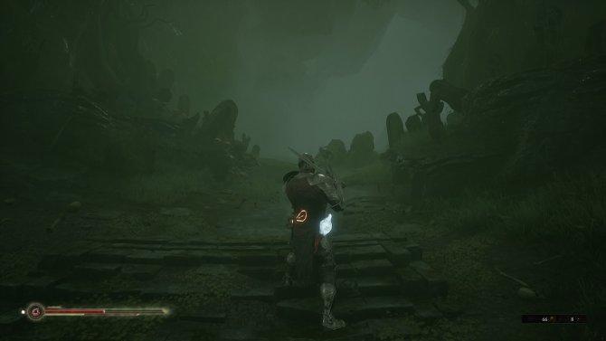Болотистый и туманный Фолгрим.