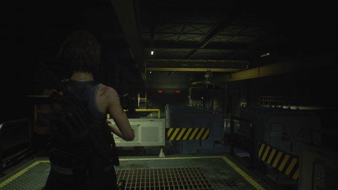 Куда же в Resident Evil без тайных подземных лабораторий.