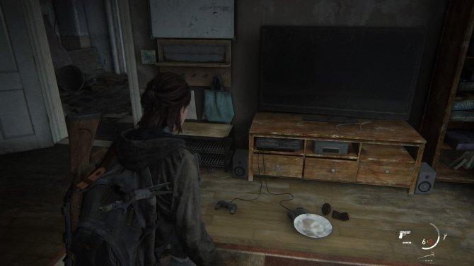 Консоль PS3 – одна из множества деталей в игре.