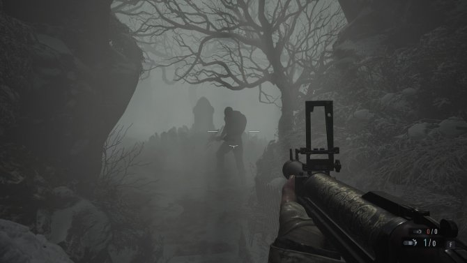 Resident Evil Village - обзор