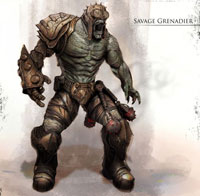 Savage Grenadier