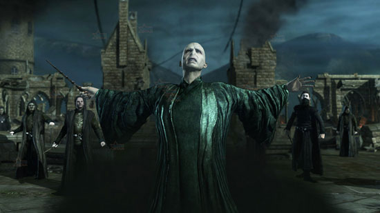 Potter and the Deathly Hallows: Part 2