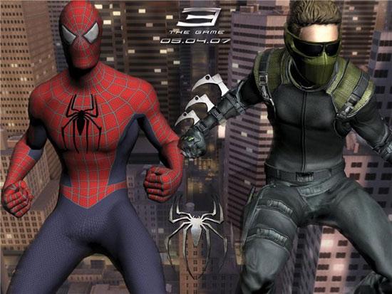 Игра человек паук враг в отражении флеш игра игры черепашки ниндзя подземные