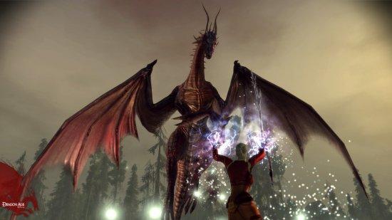 Высшие драконы редко встречаются.