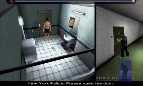 Лукас теряет часть психики из-за визита полиции